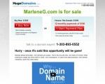 www.marleneg.com