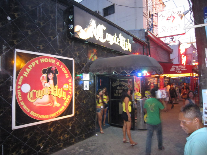 Coyote Ugly Angeles City